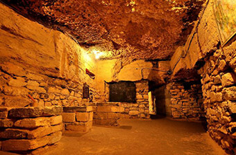 The mysteries of the Odessa catacombs
