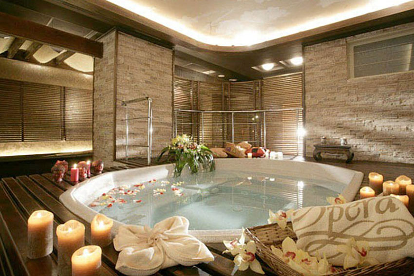 Wellness spa tour kyiv friendly tours your personal for Resort spa home decor