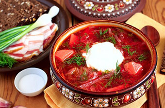 Ukrainian Cuisine Workshop Tour