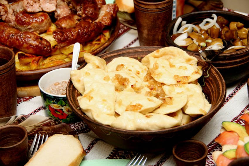 Our Guide Will Take You To Locals Favorite Places Taste Ukrainian Traditional Cuisine